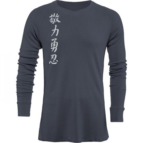 Купить Лонгслив Jaco Kanji II Clothing (арт. 5471)