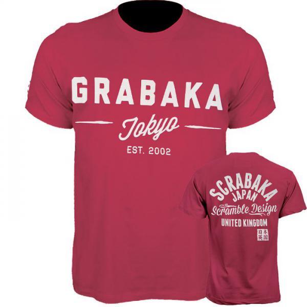 Купить Футболка Scramble Grabaka (арт. 5539)