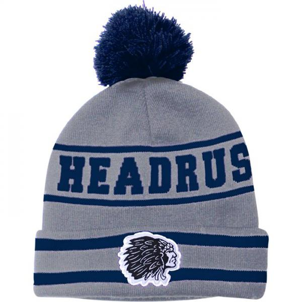 Шапка Headrush FFTB Chief HeadrushШапки<br>Шапка Headrush FFTB Chief. Тёплая и стильная зимняя шапка с пумпоном от Headrush. Размер - универсальный. Состав: акрил. Артикул: heacap027<br>