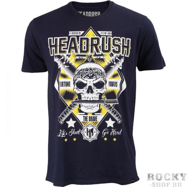 Купить Футболка Headrush Skullbats (арт. 5624)