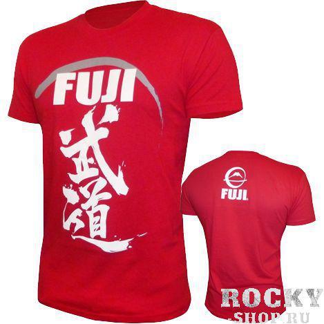 Футболка Fuji Budo (арт. 5664)  - купить со скидкой