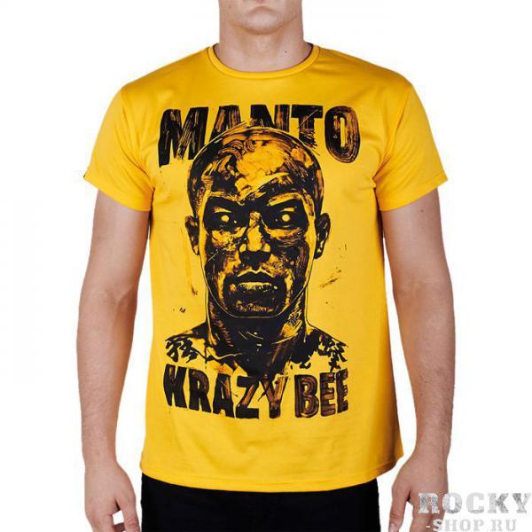 Футболка Manto x Crazy Bee (арт. 5670)  - купить со скидкой