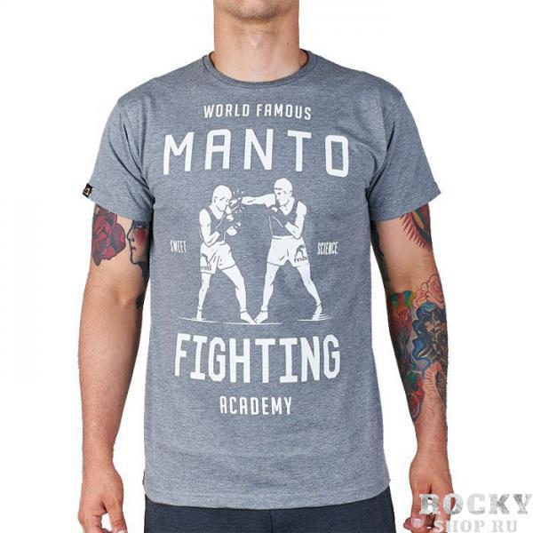 Футболка Manto Academy MantoФутболки / Майки / Поло<br>Футболка Manto Academy.Состав: 100% хлопок.<br>