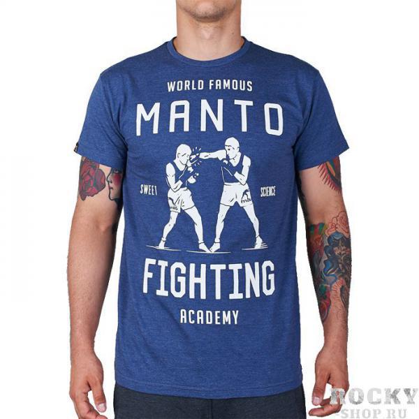 Футболка Manto Academy MantoФутболки<br>Футболка Manto Academy. Состав: 100% хлопок.<br><br>Размер INT: XL