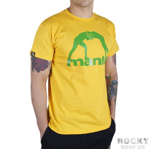 Купить Футболка Manto Logo Vibe (арт. 5714)