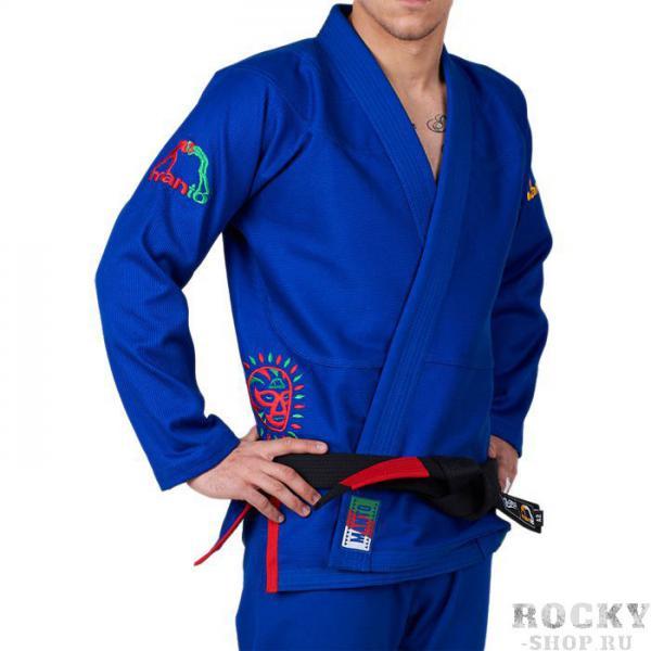 Кимоно для бжж Manto Lucha MantoЭкипировка для Джиу-джитсу<br>Кимоно (ги) для бжж(бразильского джиу-джицу) Manto Lucha.If Lucha Libre was easy it would be called Jiu-Jitsu !Профессиональный реслинг широко распространился как вид зрелища, особенно в Северной Америке, Мексике и Японии, причём в каждой из этих стран, он представлен в уникальном и самобытном виде.Старейшей организацией реслинга в мире считается мексиканский промоушен — Consejo Mundial de Lucha Libre (CMLL).Фанатам мексиканского реслинга посвящается!Новейшая модель лимитированных кимоно MANTO для занятий бразильским джиу-джитсу. Это ги нового поколения сочетает в себе неповторимый стиль и функциональность. Благодаря высокому качеству материалов и отделки это ги становится идеальным выбором для всех практикующих BJJ. - Одобрено IBJJF. - Плотность 550 GSM - Очень прочные брюки из материала Ripstop. - В области колен штаны дополнительно укреплены.- Воротник, наполнен пеной ЕВА для более быстрого высыхания и комфорта. - Высочайшее качество вышивки и патчей.- В комплект входит сумка для Gi.Подойдет и для ежедневных тренировок и для соревнований.Ги сделано из цельного куска ткани(без швов на спине)!Штаны на шнурке; на поясе - допонительные петли для того, чтобы шнурок держал штаны прочно;данное ги подойдет и для новичков, и для мастеров роллинга.ворот кимоно уплотнен специальной пенной вставкой.При стирке в горячей воде возможна усадка порядка 5%. стирать ги рекомендуется в мягкой воде до 30 градусов без отбеливателя.Состав:  100% хлопок высокого качества.Подробности о доставке кимоно mantoАртикул: manbjjk024условная таблица размеров ги для бжж manto. ВНИМАНИЕ: таблица не учитывает индивидуальных особенностей каждого человека.размервес(кг)ростA165-75165 - 175A275-86176 - 183A384-96184 - 190A496-110190 - 205<br>