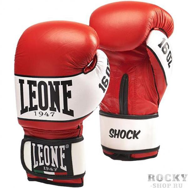 Купить Боксерские перчатки Leone Shock 10 oz (арт. 5751)