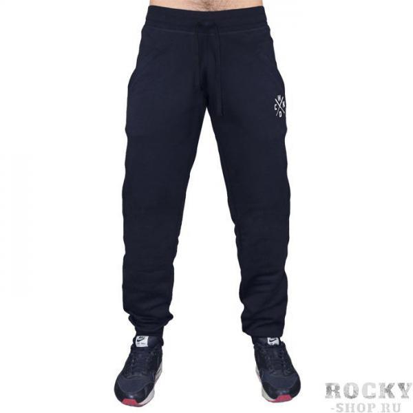 Спортивные штаны Wicked One Wicked OneСпортивные штаны и шорты<br>Штаны спортивные Wicked One.Спортивные штаны WICKED1 BLUE.- Хлопок 300 грамм.- вышивка под левым боковым карманом.- вышитое лого.<br>