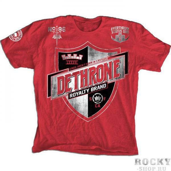Купить Футболка Dethrone Team Shield (арт. 5943)