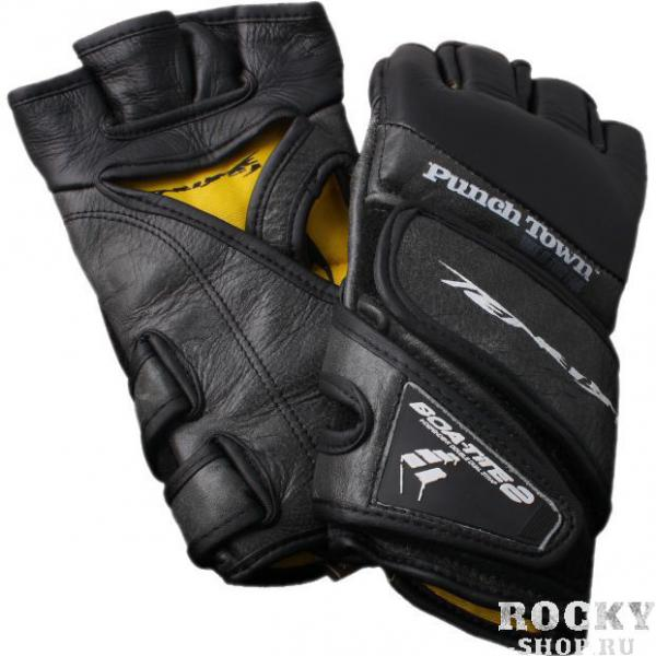 МMA перчатки PunchTown Tenebrae (арт. 5972)  - купить со скидкой