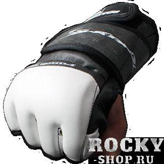 МMA перчатки PunchTown Tenebrae PunchTownПерчатки MMA<br>МMA перчатки PunchTown Tenebrae. Перчатки для ММА топ класса. Tenebrae в переводе с латыни означает Тьма, готовы ли вы потушить сознание своего противника?Новая продвинутая система фиксации обеспечит стабильность кисти во время ударных нагрузок. V-образное крепление на ладони обеспечит отличную вентиляцию в самой жаркой битве. И завершает все современный дизайн в винтажном исполнении. Встаньте на сторону тьмы и сокрушите ваших противников. -Вес 4-6 унций (зависит от размера);-Система фиксации BOA_TITE2 (две независимые разнонаправленные застежки);-Защита большого пальца;-Кожа премиум класса в винтажном исполнении;-Премиум материалы для комфорта и надежности;-Доступны в Черном,белом,красном и золотом цвете.<br><br>Размер: M