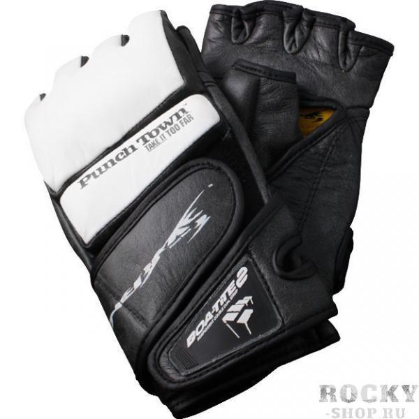 МMA перчатки PunchTown Tenebrae PunchTownПерчатки MMA<br>МMA перчатки PunchTown Tenebrae. Перчатки для безопасных хардкорных тренировок!Качество, защита и комфорт! Если эти слова что-то значат для вас, то эти перчатки - ваш выбор. Прочная конструкция с дополнительной защитой кулака поможет вам избежать травм как при нанесении ударов так и при блокировании. Благодаря коже самого высокого качества эти перчатки не просто выглядят отлично, они продолжат также выглядеть и через год. Новая застежка BOA-TITE 2 отлично фиксирует кисть и не мешает и в стойке, и в борьбе. Если вы ищете новые перчатки для тренировок, они ждут вас. -Доступны 4 размера;-Вес 8 унций;-Система фиксации BOA_TITE2 (две независимые разнонаправленные застежки);-Защита большого пальца;-Кожа премиум класса в винтажном исполнении;-Премиум материалы для комфорта и надежности;-Доступны в черном,белом,красном и золотом цвете.<br><br>Размер: L