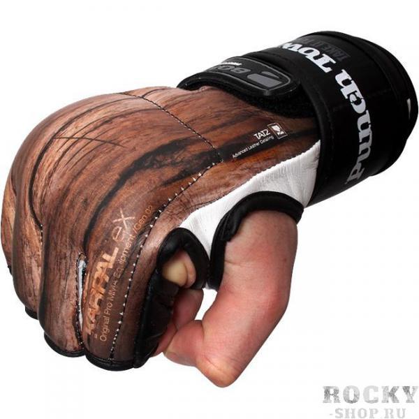 ММА перчатки PunchTown Carved PunchTownПерчатки MMA<br>ММА перчатки PunchTown Carved.Cтильные перчатки класса люкс ручной работы, сделанные из кожи топ-класса!Захватывающий дух дизайн заставит влюбиться в эти перчатки для смешанных единоборств даже людей, которые негативно относятся к боевым искусствам.Мягкая набивка внутренней части перчаток оберегает суставы кисти.BOA-TITE двойная конструкция для крепления с обеих сторон запястья.ладонь открыта, чтобы не создавать дискомфорта для захвата оппонента.MMA перчатки PunchTown - это не массовый продукт, а показатель Вашей индивидуальности и состоятельности.Материал: высококачесвенная кожа.Вес: 4 Oz(унции).<br>