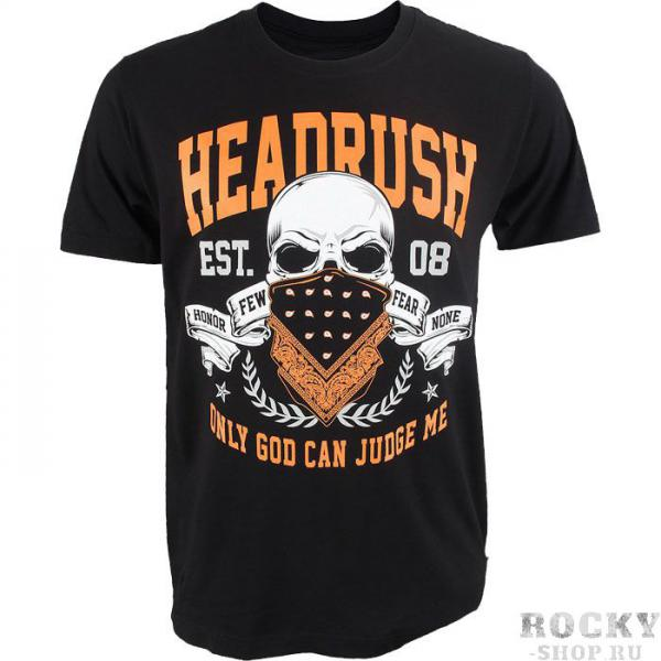 Купить Футболка headrush fear none Headrush (арт. 6006)