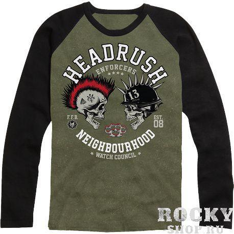 Лонгслив headrush dueling rider Headrush (арт. 6017)  - купить со скидкой