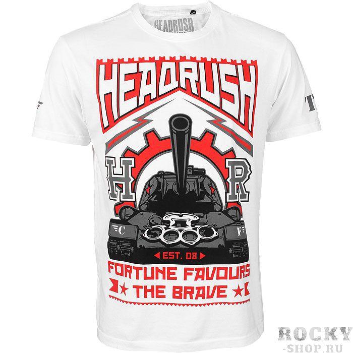 Купить Футболка headrush alexander volkov Headrush (арт. 6023)