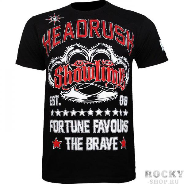 Футболка headrush anthony pettis