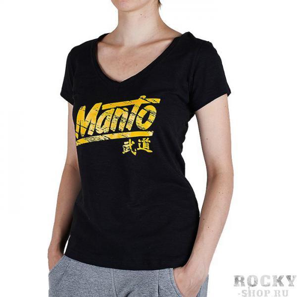 Купить Женская футболка Manto Akiko (арт. 6051)