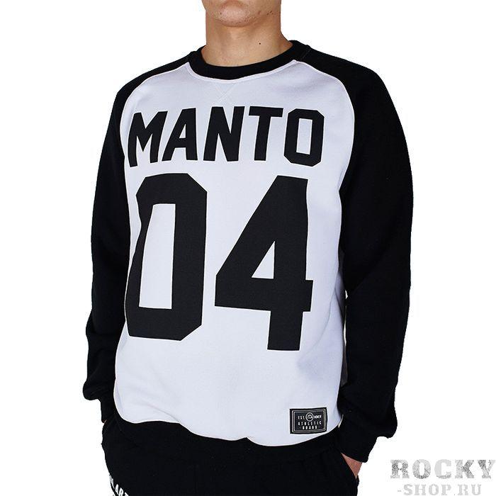Толстовка Manto 04 MantoТолстовки / Олимпийки<br>Толстовка Manto 04. 2004 - год основания фирмы Manto. Плотная и теплая кофта!По качеству - Manto не требует дополнтельной рекламы, этот бренд уже давно зарекомендовал себя!В меру простая, но очень стильная толстовка!Состав: 100% хлопок.<br><br>Размер INT: XXL