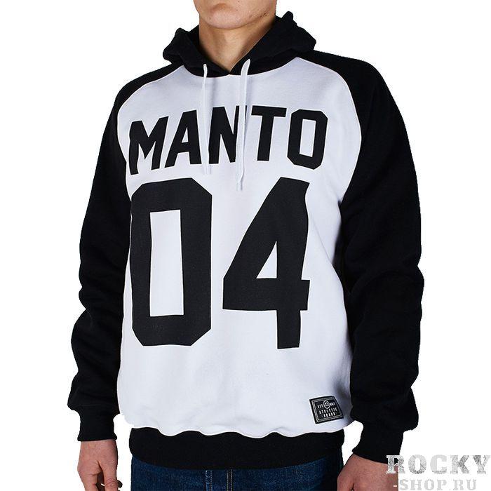 Кофта с капюшоном Manto 04 Manto