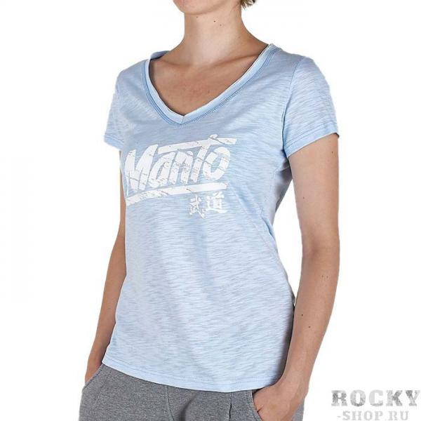Купить Женская футболка Manto Akiko (арт. 6067)