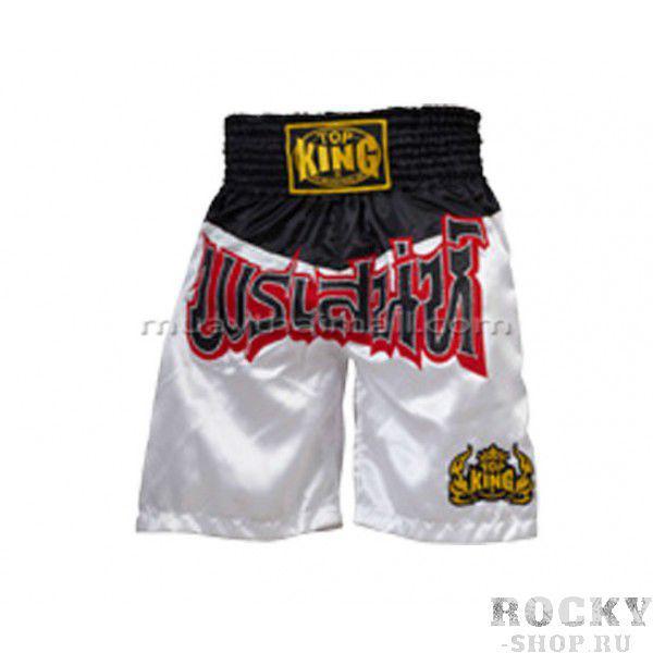 Шорты тайские Top King Kickboxing Top KingШорты для тайского бокса/кикбоксинга<br>Шорты для кикбоксинга высокого качества.Состав: satin 100%<br>