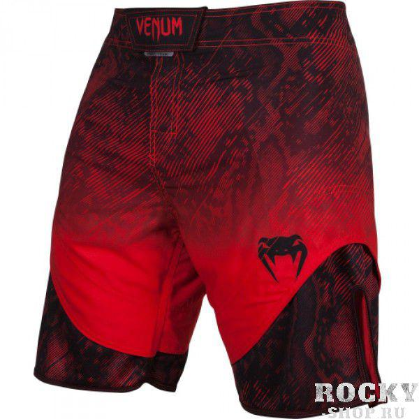 Купить Шорты ММА Venum Fusion Fightshorts - Black Red PSn-venshorts0199