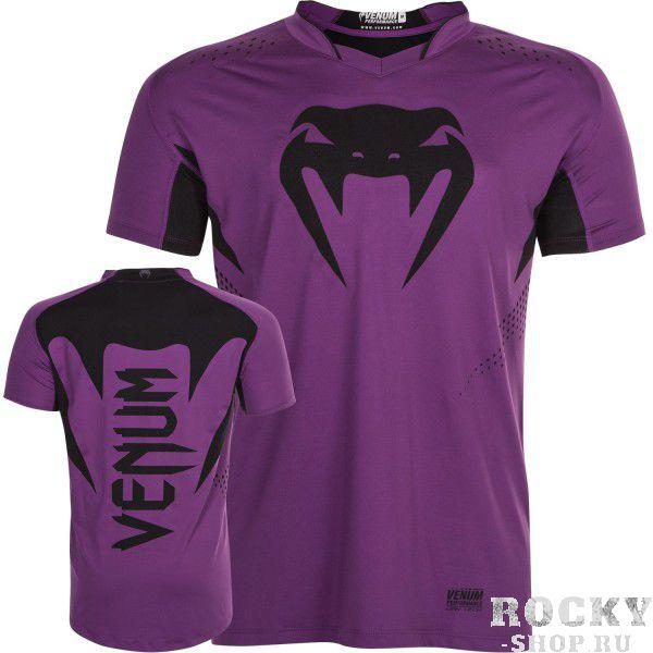 Футболка Venum Hurricane X-Fit Purple/Black