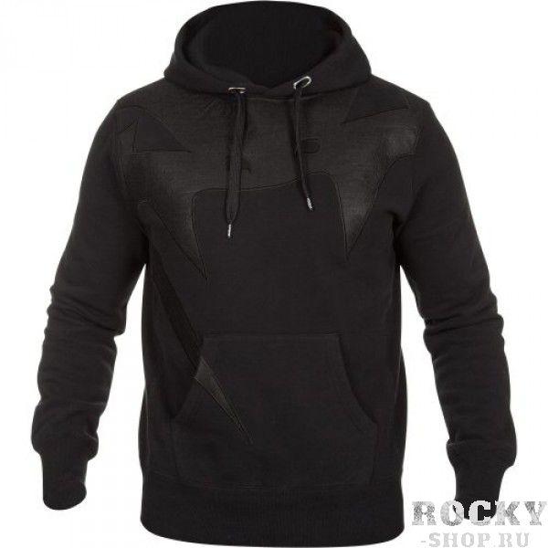 Купить Толстовка Venum Assault Hoody Black on (арт. 6312)