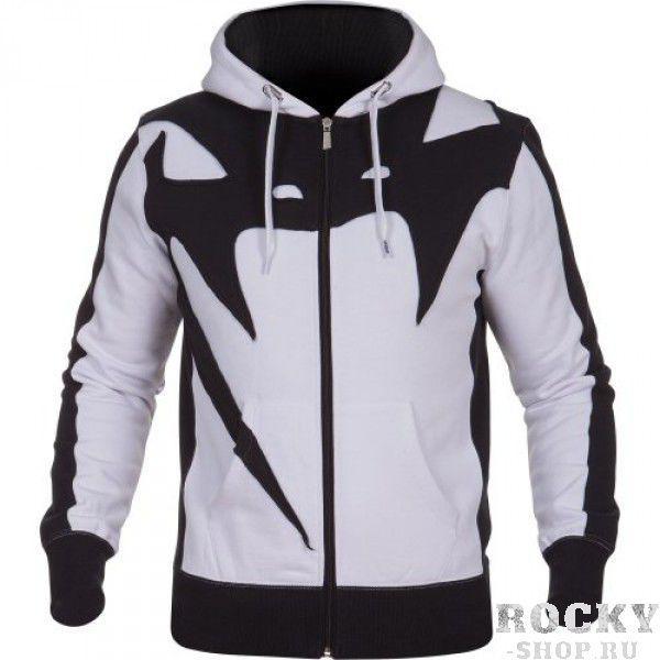 Купить Толстовка Venum Assault Hoody Ice - Black Logo (арт. 6315)