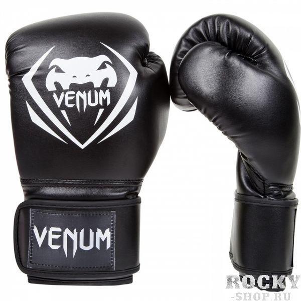 Боксерские перчатки Venum Contender, 14 oz VenumБоксерские перчатки<br>Боксерские перчатки Venum Contender. Великолепное соотношение цена/качество!Отлично защищают руку! Очень хорошо сидят на руке. Широкая застежка с резинкой, обеспечивает надежную фиксацию перчаток Venum на запястие. Внутренний наполнитель - пена для лучшей амортизации удара. Подходят и для тренировок по боксу, мма, тайскому боксу, работы на мешках, а также для соревнований определённого уровня.<br>