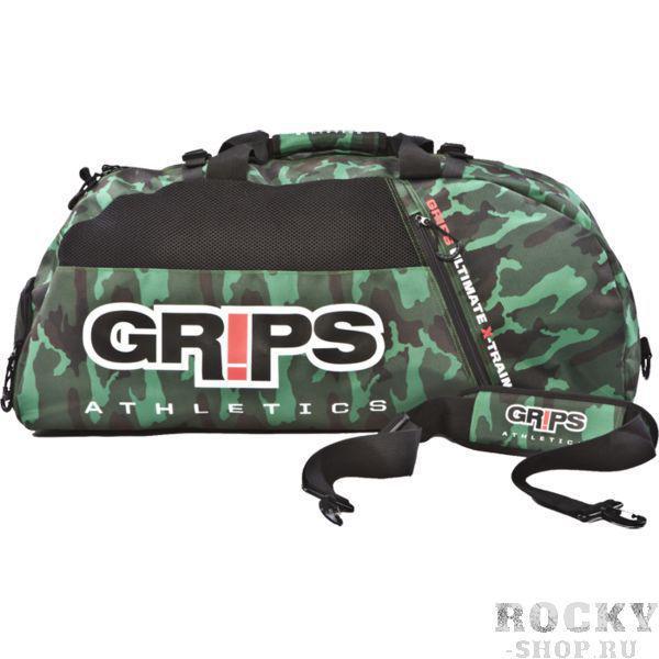 Купить Спортивная сумка Grips Camo Athletics (арт. 6457)