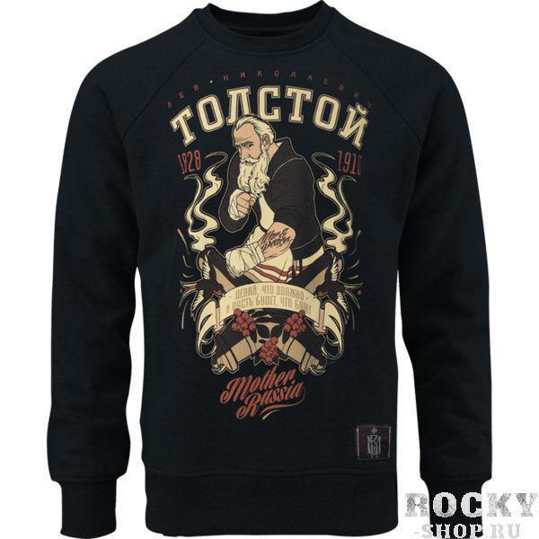 Купить Свитшот Mother Russia Толстой (арт. 6577)