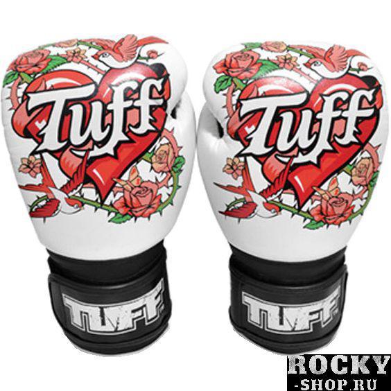 Купить Боксерские перчатки Tuff Rose TUFF 12 oz (арт. 6660)