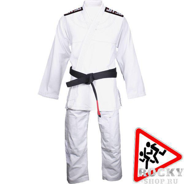 Детское кимоно для БЖЖ Jitsu JitsuЭкипировка для Джиу-джитсу<br>Детское кимоно для БЖЖ Jitsu.Ги, отвечающее высоким стандартам качества. Кимоно отлично подойдет как для тренировок, так и для соревнований.Особенности кимоно:• Куртка сделана из 1 куска 100% хлопка плотностью 450 г/кв.м.;• Штаны сделаны из прочной рип-стоп ткани;• Кимоно усажено, но небольшая усадка возможна;• Пояс приобретается отдельно.Состав:100% хлопок.<br>