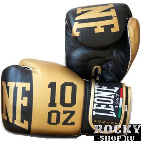 Боксерские перчатки Leone Elite, 14 oz LeoneБоксерские перчатки<br>Перчатки боксерские Leone Elite. Модель сезона 2015 - боксерские перчатки из самой качественной натуральной кожи. Кожа, используемая для производства данных перчаток, отбирается специально из лучших кусков, обладающих прекрасной текстурой без каких-либо нарушений. Внутренняя прокладка из латексной пены защитит вас от получения возможных травм. Особая система фиксации перчаток - шнуровка и липучка!Состав: 100% кожа.<br>