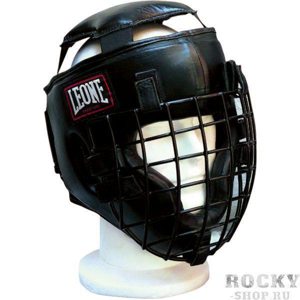 Купить Боксерский шлем Leone Fighter (арт. 6951)
