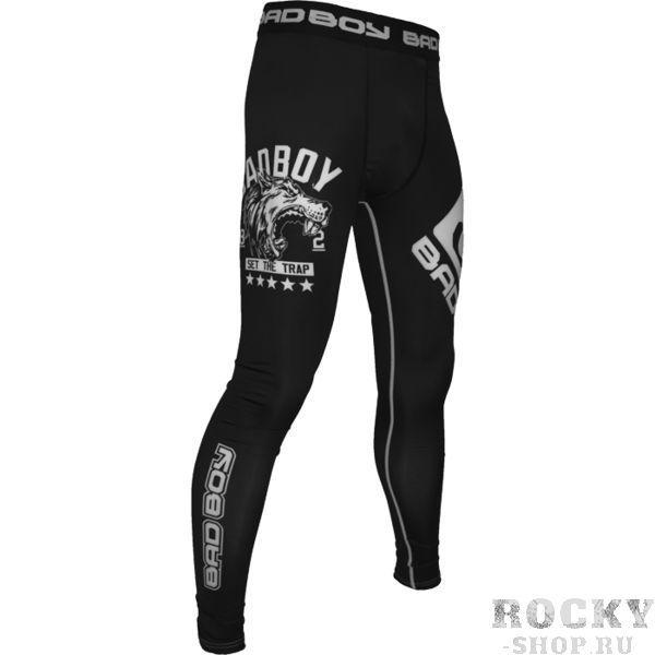 Купить Компрессионные штаны Bad Boy Wolf MMA (арт. 6955)