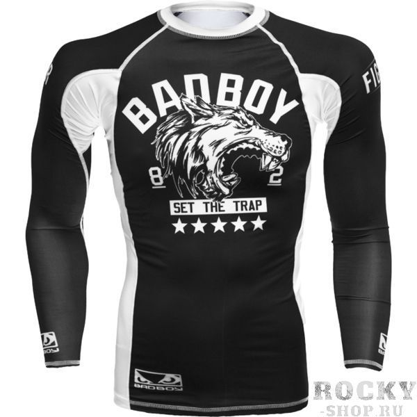 Рашгард Bad Boy Wolf MMA