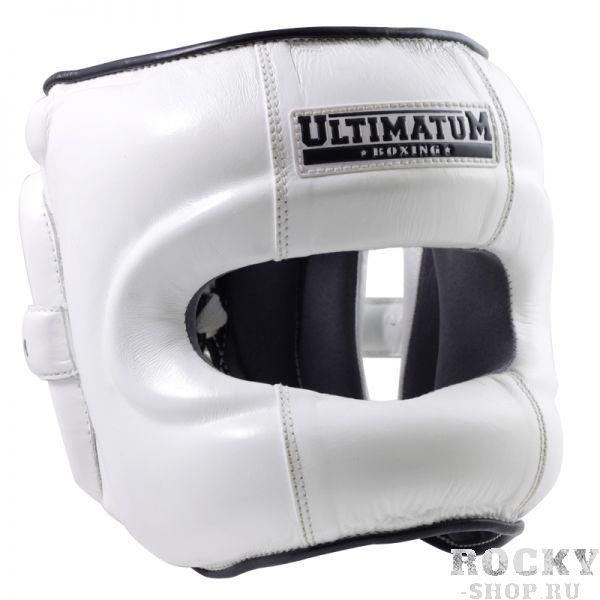 Шлем с бамперной защитой Ultimatum Gen3FaceBar WhiteForce UltimatumBoxing