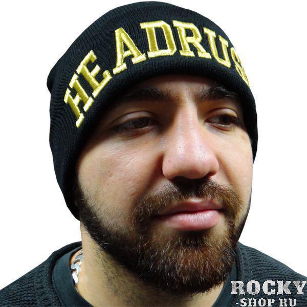 Зимняя шапка Headrush Corpus Christi HeadrushШапки<br>Шапка Headrush Corpus Christi.Тёплая и стильная зимняя шапка от Headrush.Размер - универсальный.Состав: акрил.<br>