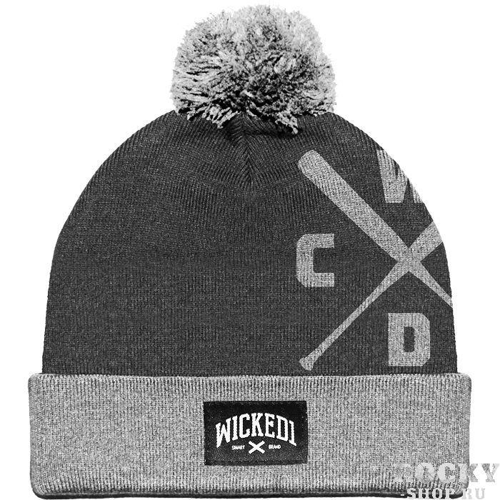 Зимняя шапка Wicked One Fresh Wicked OneШапки<br>Зимняя шапка Wicked One Fresh. Модно, стильно, молодёжно. - 100% акрил.<br>