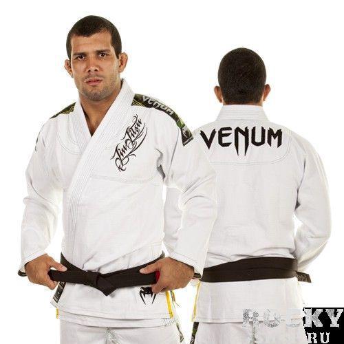 Кимоно для БЖЖ Venum Competitor, Белое Venum