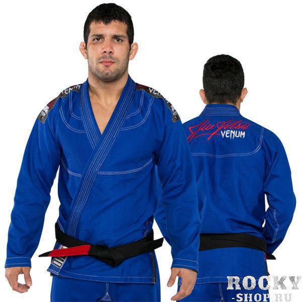 Купить Кимоно для БЖЖ Venum Challenger 2.0 синее (арт. 7233)