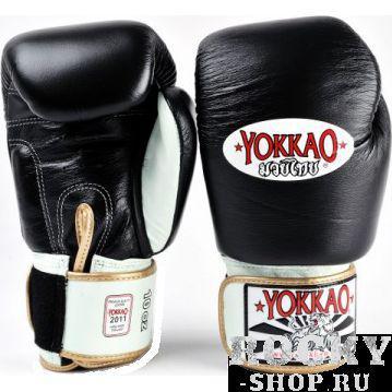Купить Боксерские перчатки Yokkao Boxing Gloves 12 oz (арт. 7281)