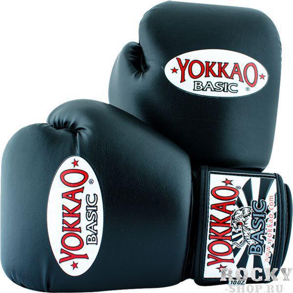 Купить Боксерские перчатки Yokkao Basic 12 oz (арт. 7285)