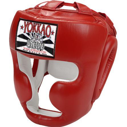 Купить Боксерский шлем Yokkao (арт. 7348)