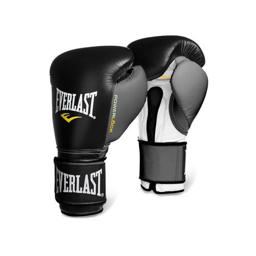 Купить Перчатки тренировочные Everlast Powerlock 12oz (арт. 7363)