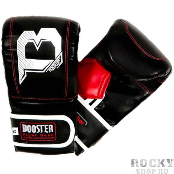 Снарядные перчатки Booster BoosterCнарядные перчатки<br>Классические снарядные перчатки Booster. Сделаны из износостойкой синтетической кожи.<br><br>Размер: M