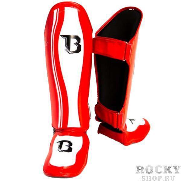 Защита голени Booster BSG V3 BoosterЗащита тела<br>Защита голени для смешанных единоборств и тайского бокса Booster BSG V3.Данный вид шингард предназначен для особо сильной работы ногами. Поэтому эта защита голени пользуется популярностью у бойцов тайского бокса и к-1.Хорошо облегают ногу не создавая какого-либо дискомфорт бойцу.Метод крепежа- регулируемый ремешок-липучка.Предусмотрена защита не только голени, но так же суставов и связок стопы.Продаются парой.<br>
